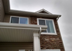 New Gutter System in West Fargo