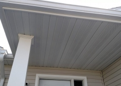 New Seamless Gutter System in Fargo