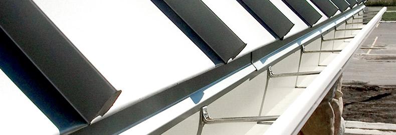 hidden gutter hangers
