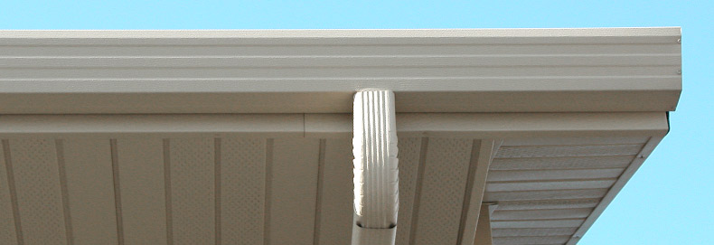The Finishing Touches To A Quality Maintenance Free Gutter System