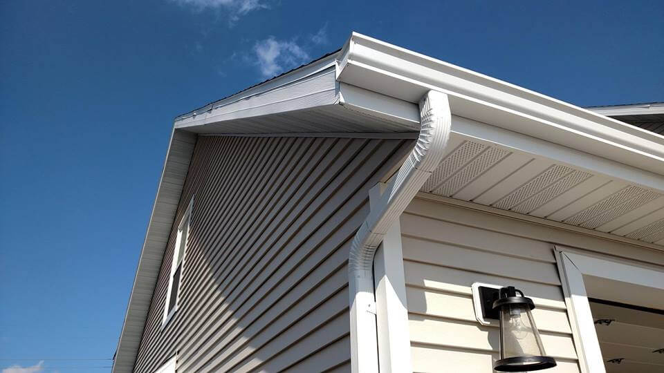 Gutter Soffit Fascia All New Gutter