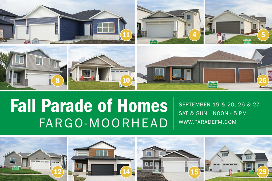 Fall Parade of Homes Header Image